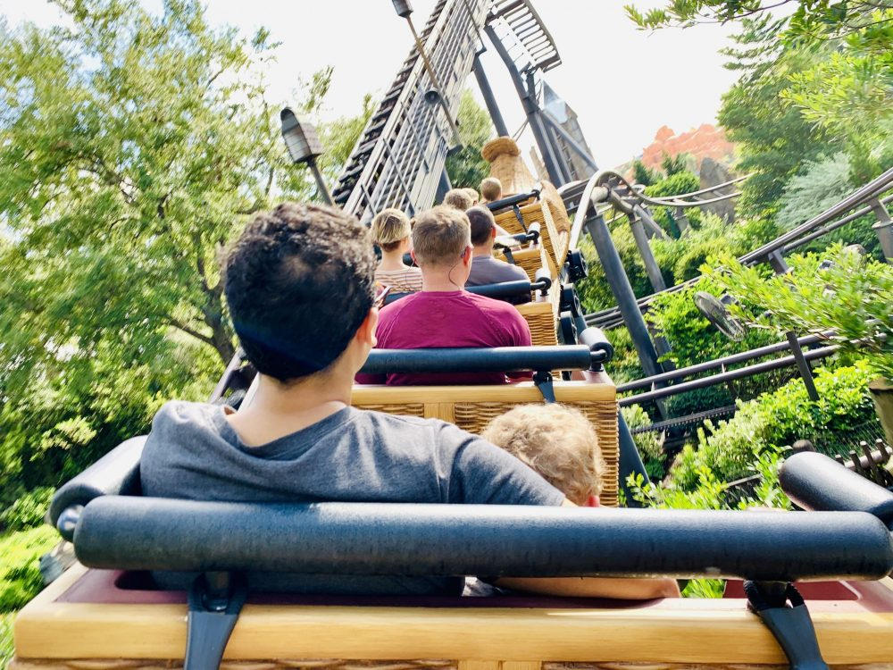 How Scary Is Flight of the Hippogriff?