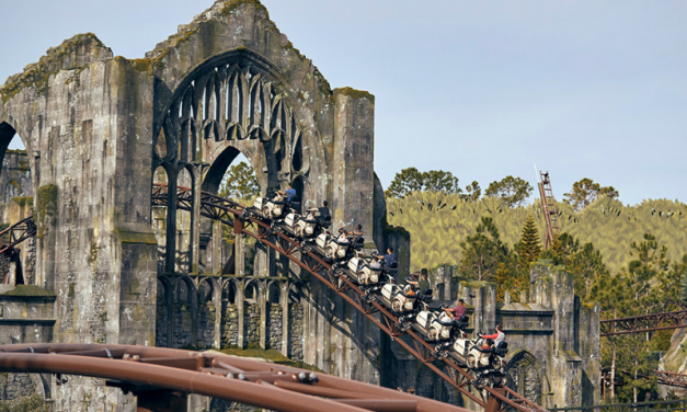 How Scary Is Hagrid's Magical Creatures Motorbike Adventure?