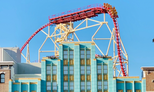 How Scary Is Hollywood Rip Ride Rockit?