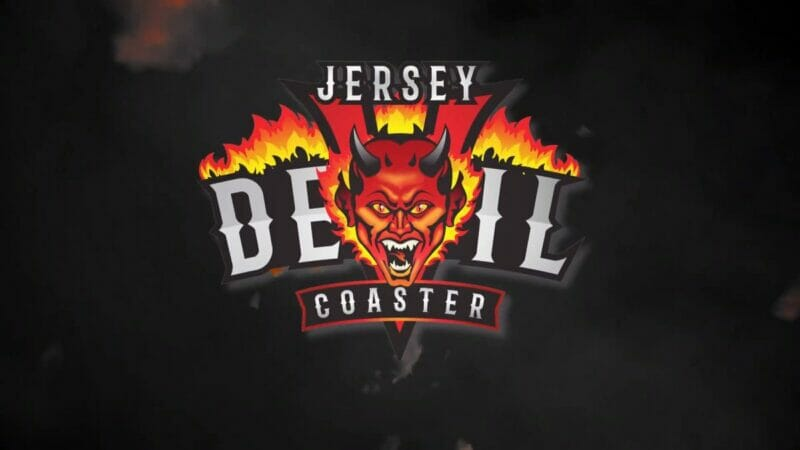 How scary is Jersey Devil Coaster at Six Flags