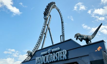 How Scary Is VelociCoaster at Universal?