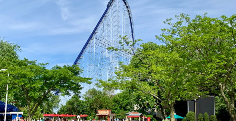 How scary is Millennium Force at Cedar Point