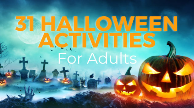Halloween Activities for Adults