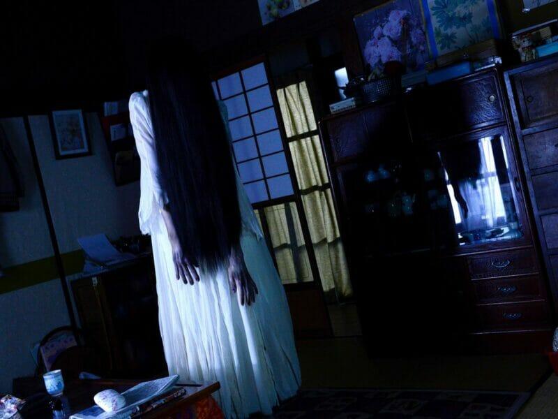 Sadako vs Kayako Japanese horror movie